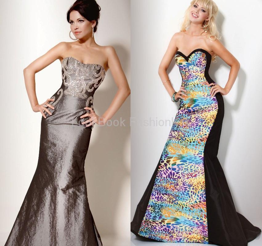 красивые платья для полных