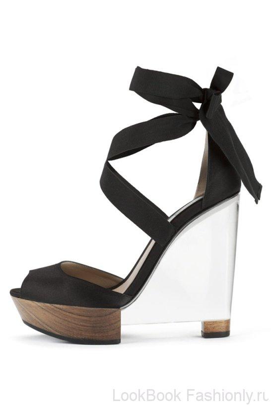 Взуття на весну модні тенденції