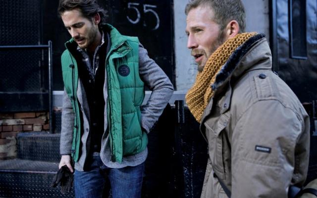Одежда для настоящих современных и стильных мужчин Image
