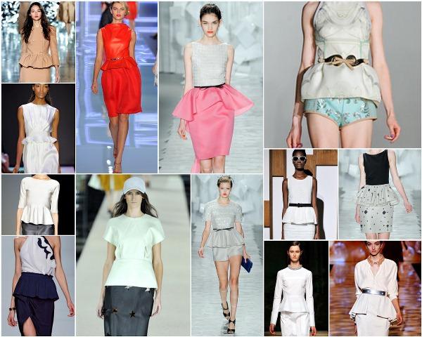 Модные тенденции 2013: В центре внимания баска!