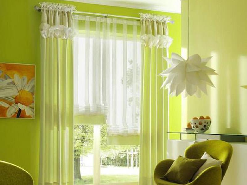 Какой декор окон позволит создать уют в вашей комнате