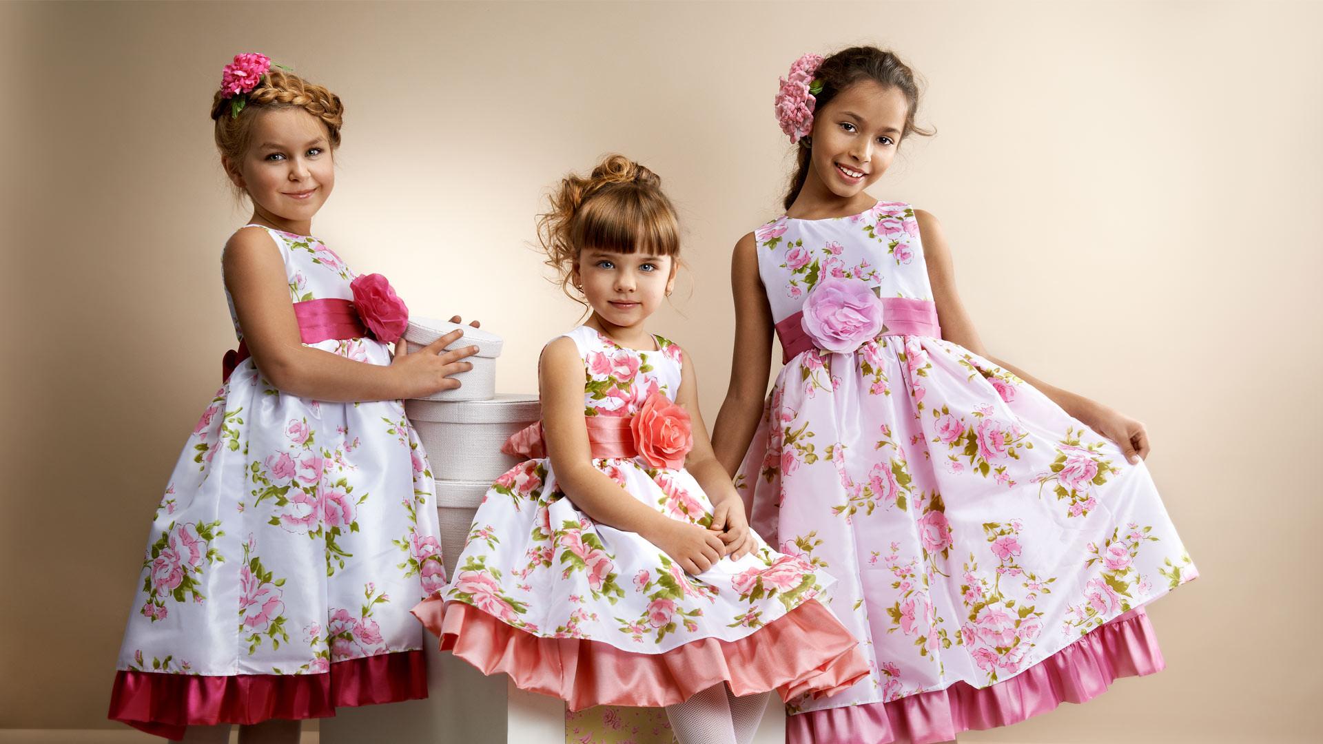 Все о праздничных платьях для девочек Image