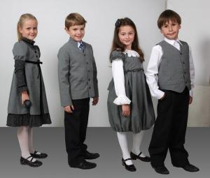 Школьная форма для девочек 2013-2014. Платья и сарафаны