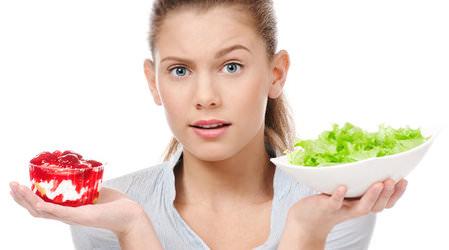 Вред диет и польза правильного питания
