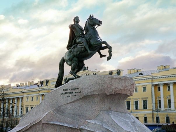 Модный отдых в Санкт-Петербурге Image