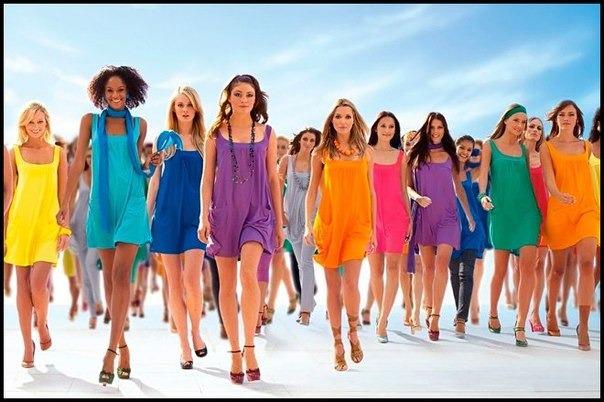 Мода этого лета: какие цвета лучше использовать в одежде? Image