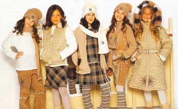 Современная мода осень 2014