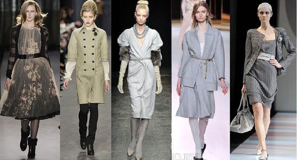 Немного о моде осень-зима 2013-2014гг.