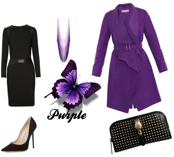 Тенденции: Самые модные цвета сезона осень-зима 2012/13 Image
