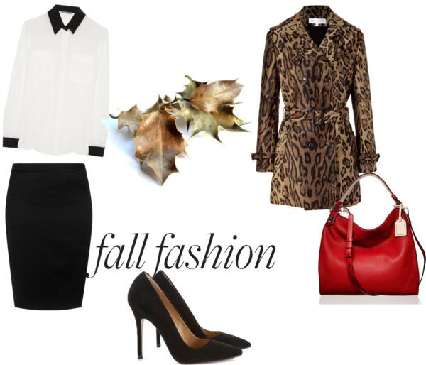 Модные тенденции 2012-2013: с чем носить леопардовый принт в этом сезоне? Image