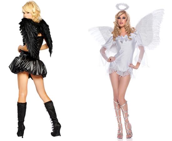 Самые модные костюмы на Хэллоуин 2013