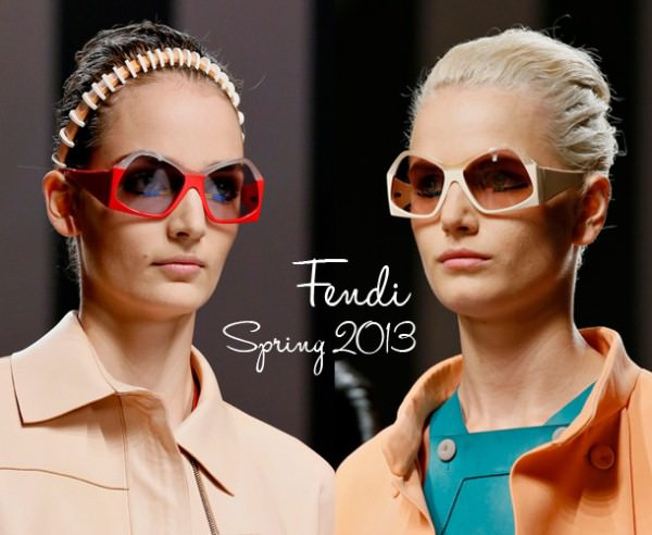 Модные солнечные очки — весна 2013 Image
