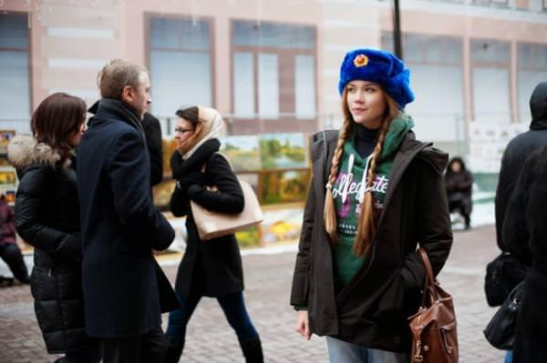 Russian street fashion: лучшие январские образы от модных блоггерш Image