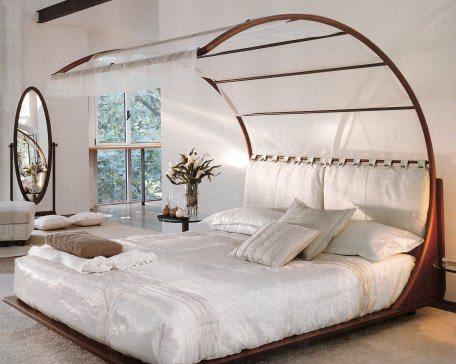 Спальня – это зона повышенного комфорта