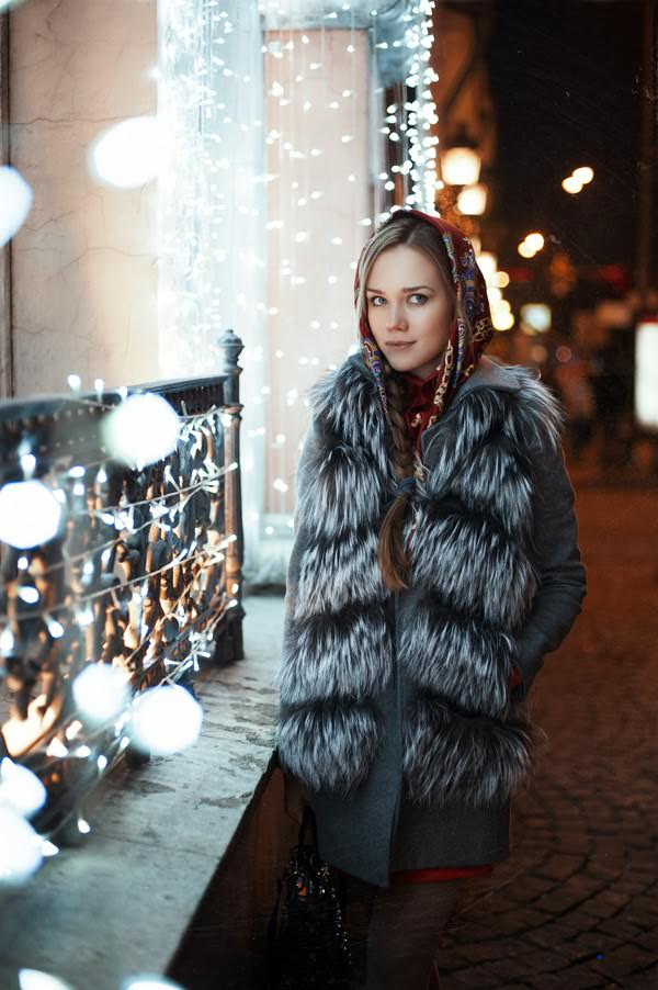 русская модница