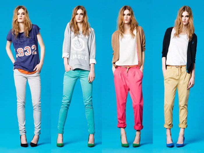 Летние брюки 2013