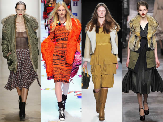 Тенденции моды 2013: Зимняя парка Image