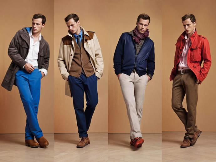 Модный тренд осени 2013 года