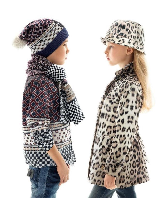 Модные дети сурового климата