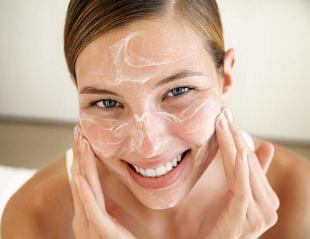 Как и чем чистить лицо ? Image