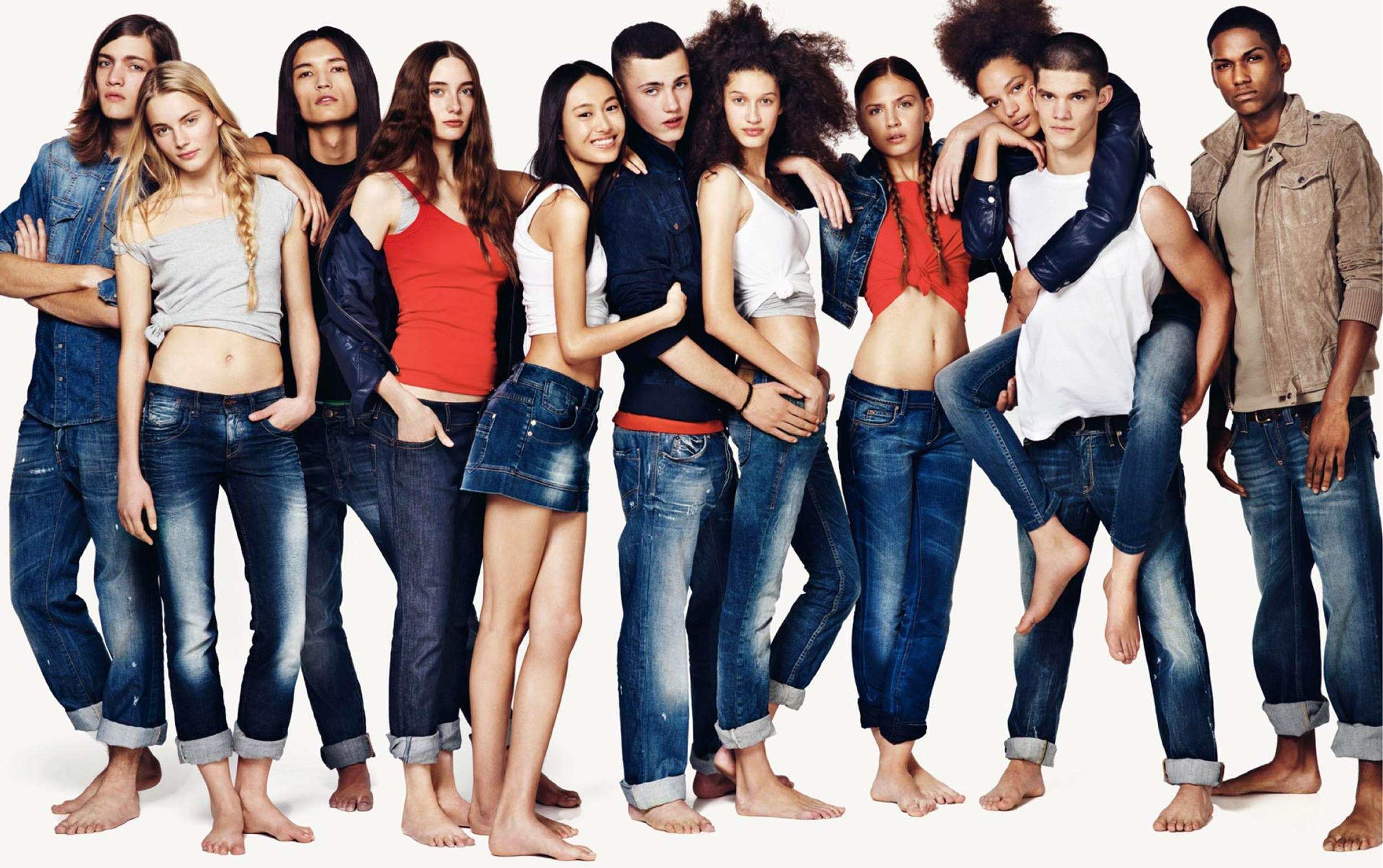 Какими должны быть джинсы Image
