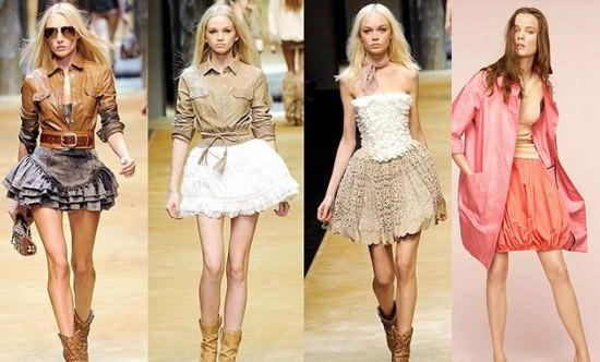 Какие юбки будут в моде летом 2013 года?