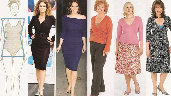 Типы фигуры | Мода. Последние тенденции в мире моды и дизайна