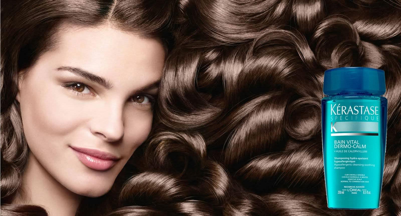 Профессиональная косметика для волос Image