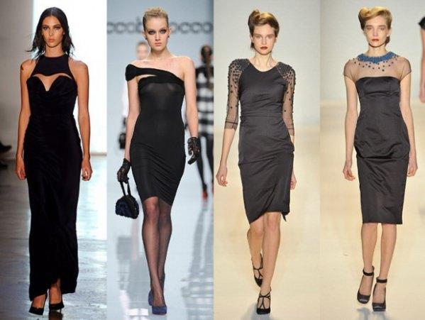 Платья украшают женщину