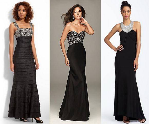 Выбираем вечернее платье Image