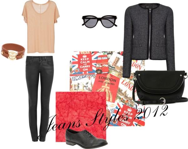 Модные тенденции 2012-2013: джинсы! Image