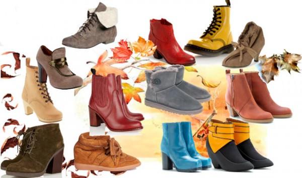 Модная обувь сегодня