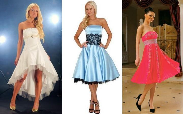 Какие платья подходят худым девушкам? Image