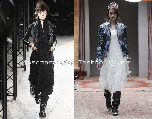 Оригинальные тенденции моды осень 2010 Image