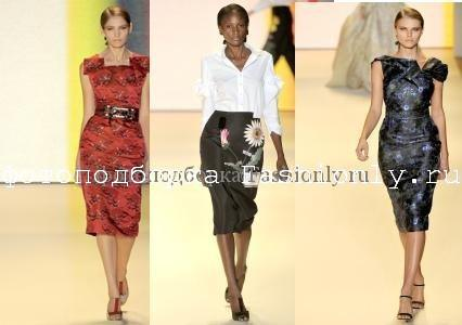 Carolina Herrera Spring 2011 Ready-to-Wear