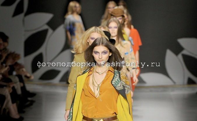 Etro 2011 одежда для фанатов принтов Image