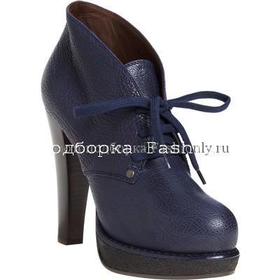 Новый тренд в модном мире оксфорды обувь Image