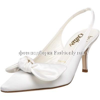 Белые туфли на свадьбу от Butter Women's