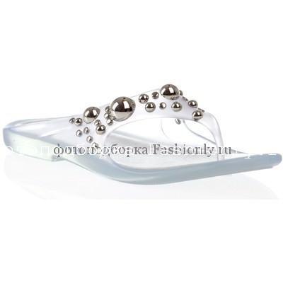 Свадебная обувь без каблука от STUART WEITZMAN