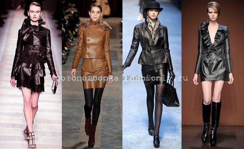 Деловой костюм 2010 от Valentino, Akris, Hermès, и Andrew Gn