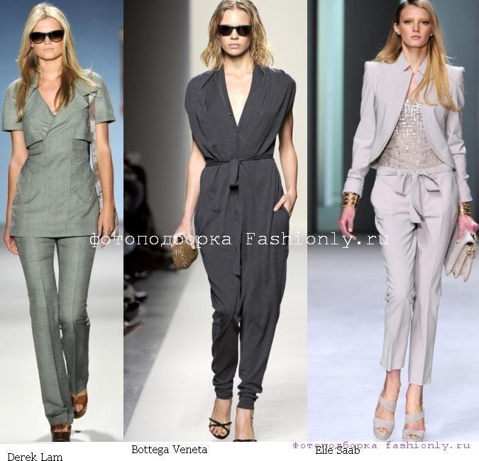 Что будет модно весной 2011? Деловой дресс код