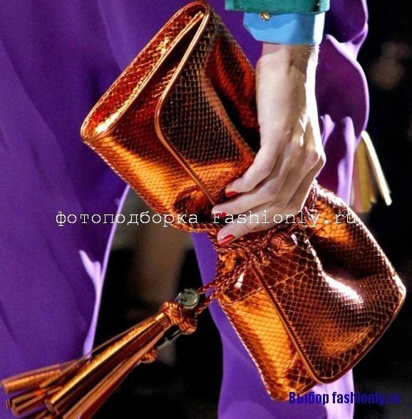 Модные клатчи 2011