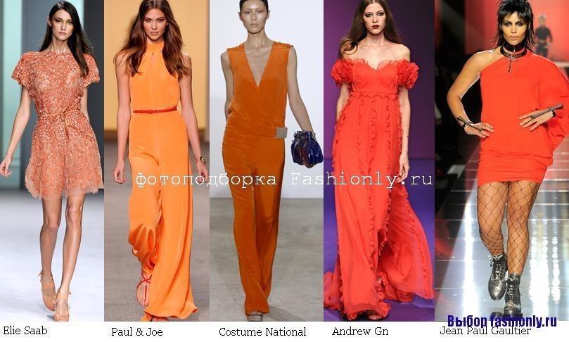 Модный цвет весны 2011, весна 2011, модный цвет 2011