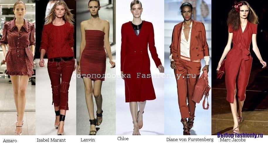 Модный цвет весны 2011
