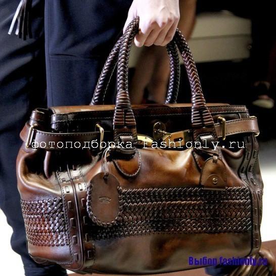 Модные сумки 2011 от Gucci
