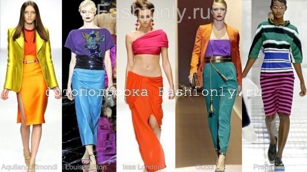 Что модно весной 2011 Image