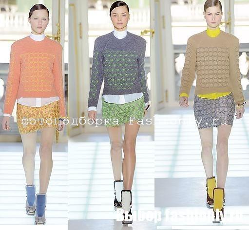 Пуловер 2010 от Balenciaga
