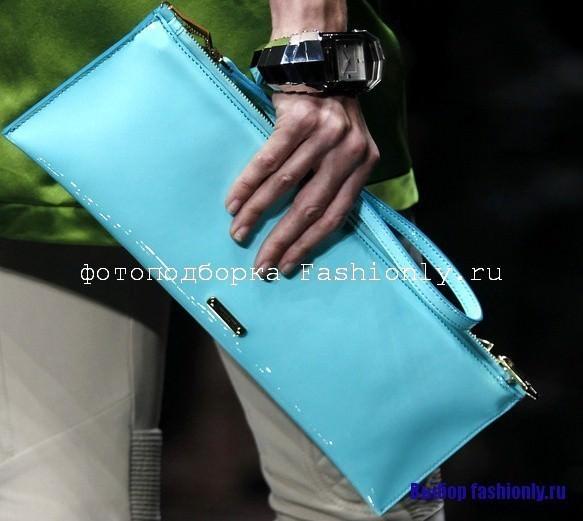 Модные клатчи 2011 — Burberry Prorsum Image