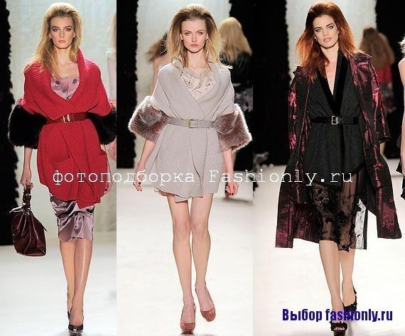 Модные кардиганы 2010 Image