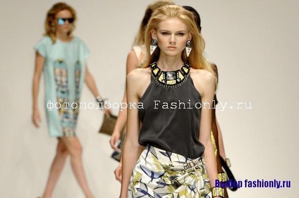 Модные принты 2011 от Holly Fulton Image